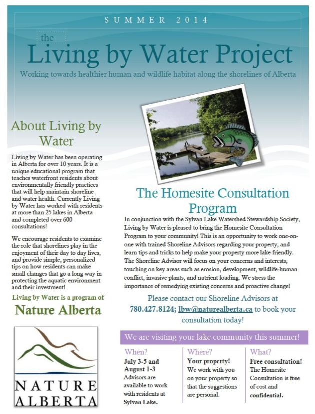 Living By Water 2014