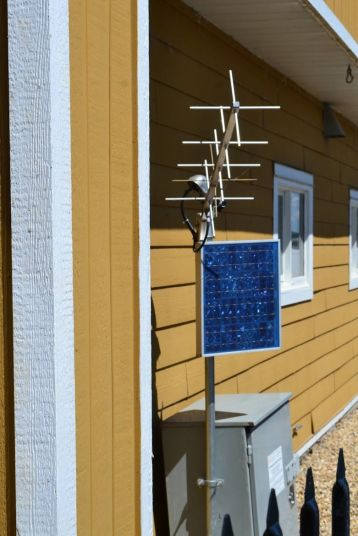 Hydrology station